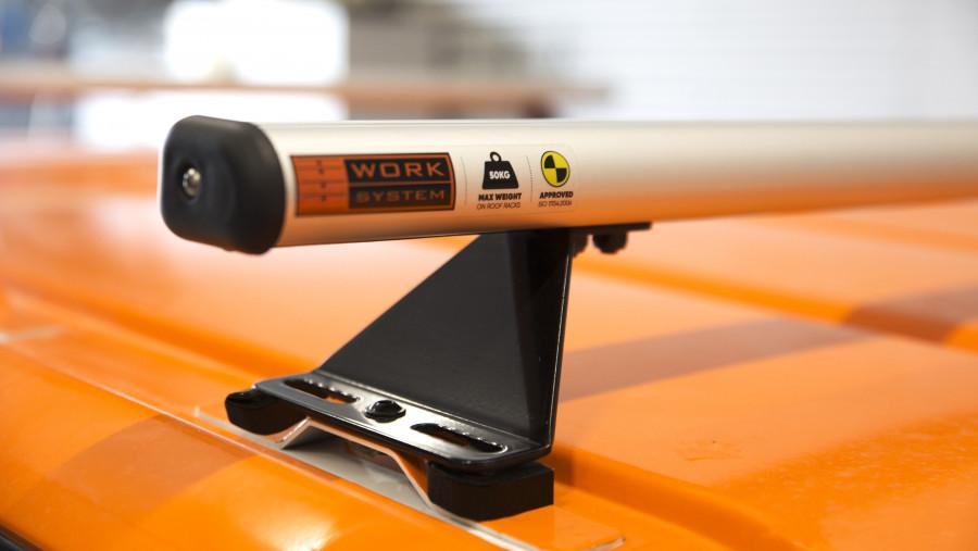 Effiziente und kostengünstige Ladungssicherung für Dachgepäckträger und Dachträger.