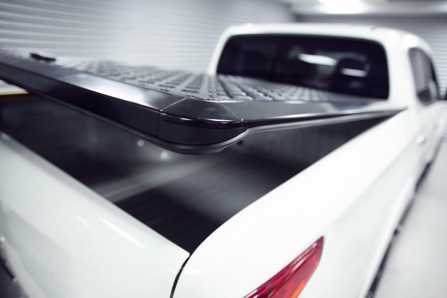 Ladeflächenabdeckungen aus Aluminium, die jeder Witterung standhalten und vor Diebstahl schützen.