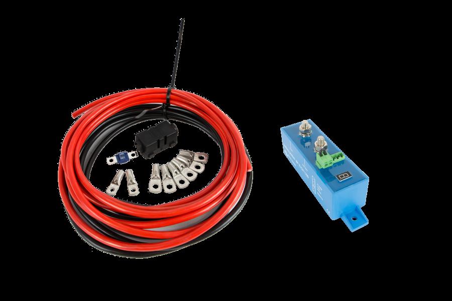 Anschlusssätze und Batterien für Ihr Arbeitsfahrzeug